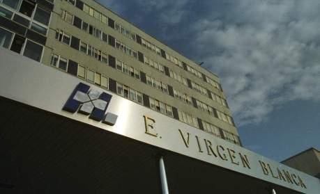 VISTA GENERAL DEL HOSPITAL VIRGEN BLANCA