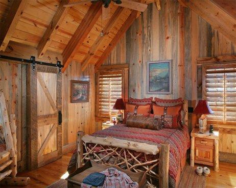 dormitorio-en-madera